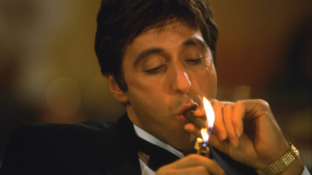 Smokin' Celebrity Review  Al Pacino