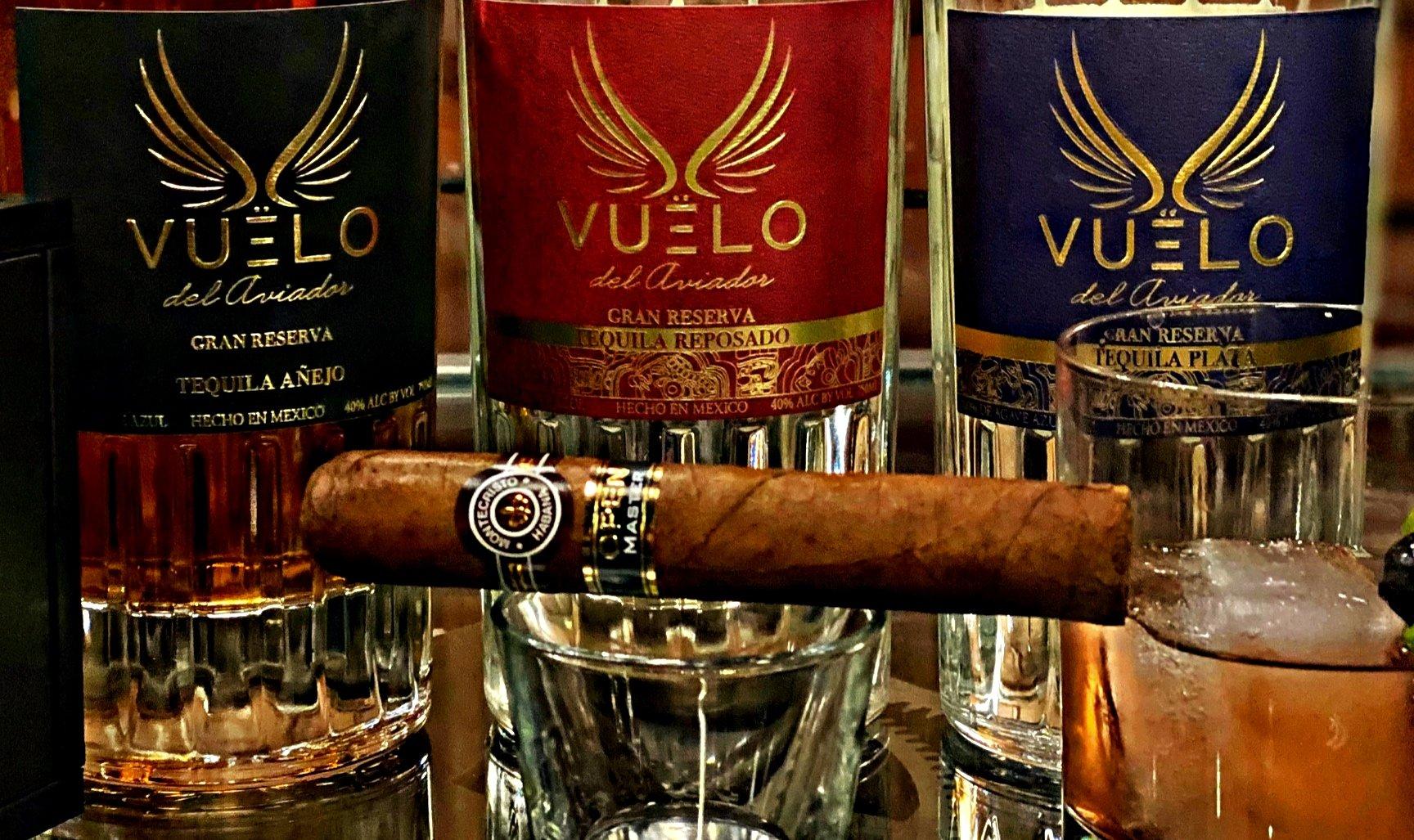 Montecristo Habana Open Master Cigar and Drink Pairings