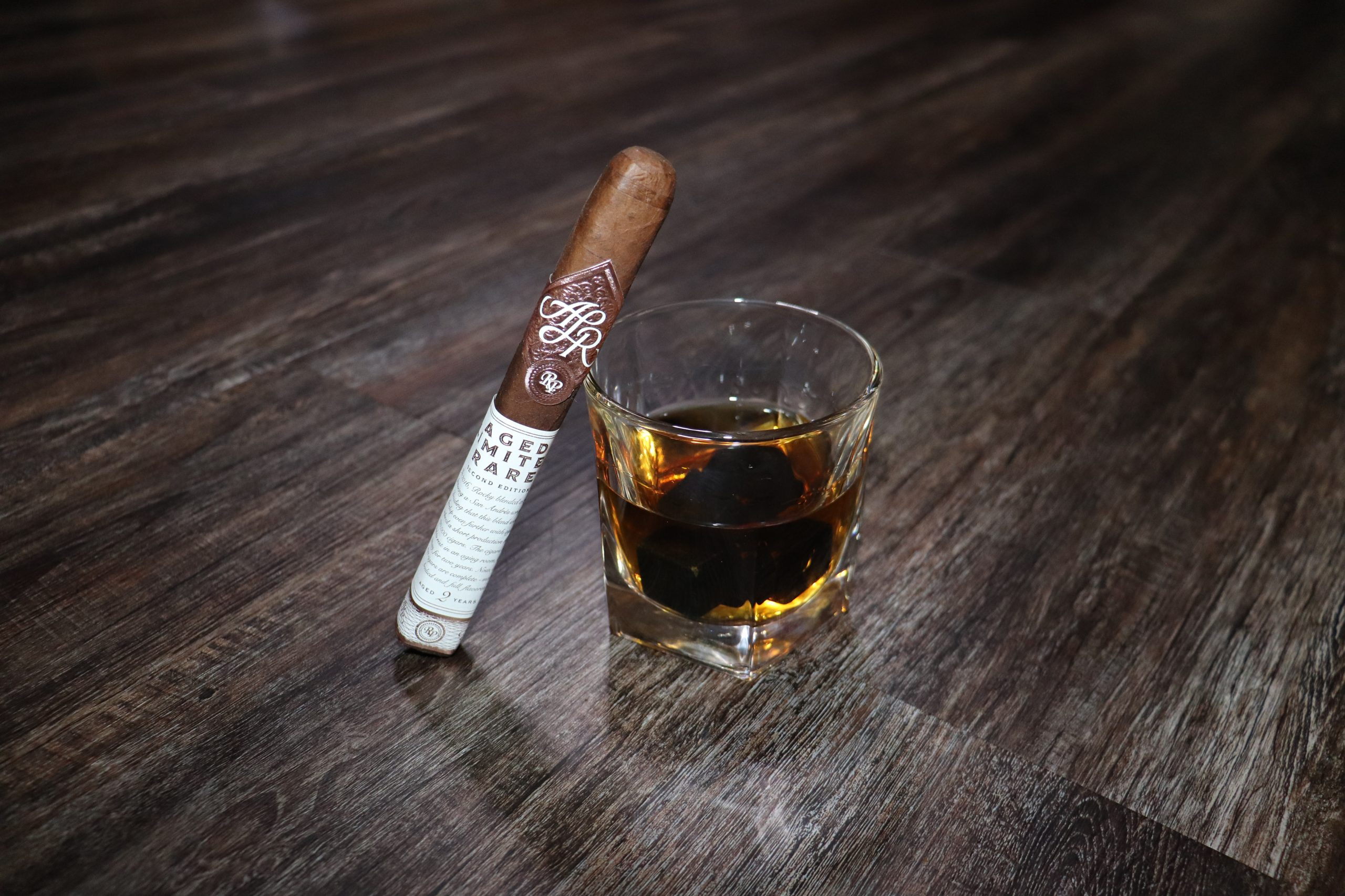 Rocky Patel – Aged. Limited. Rare. Second Edition