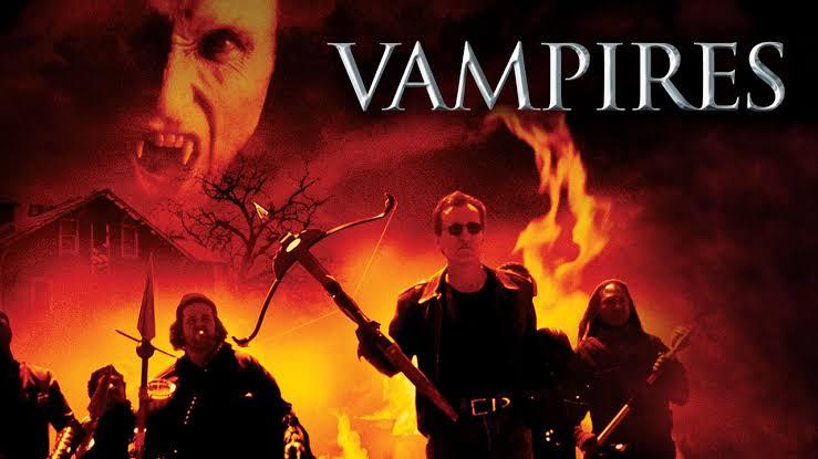 Cigars in Cinema – John Carpenter's Vampires (1998)